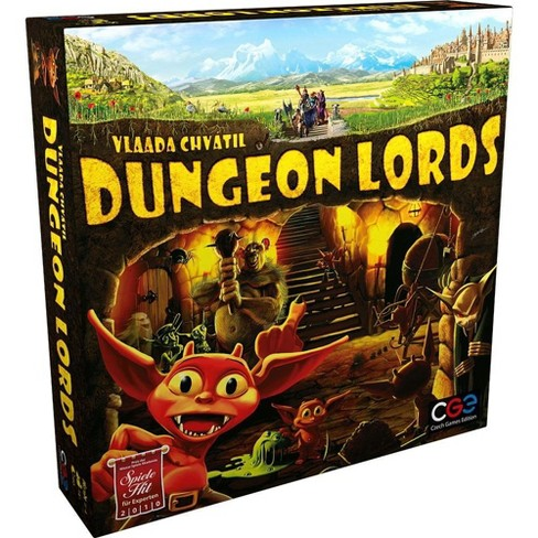 Dungeon Lords Board Game - image 1 of 1