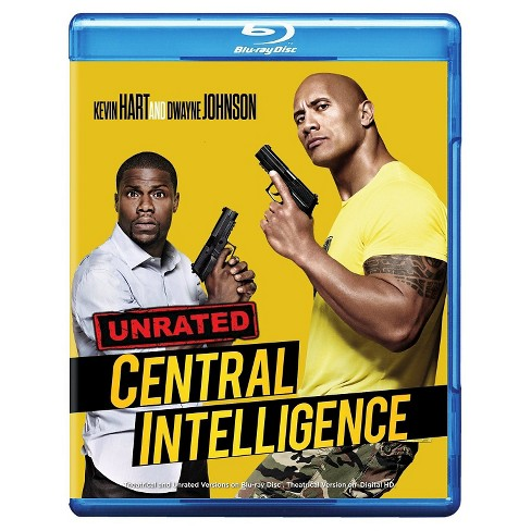 Central Intelligence (Blu-ray + Digital) - image 1 of 1