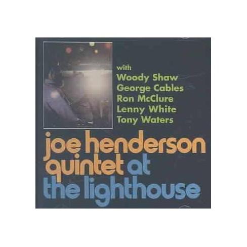 Joe Henderson - Joe Henderson Quintet at the Lighthouse (CD) - image 1 of 1