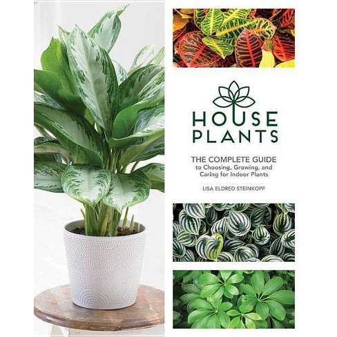 Houseplants - by  Lisa Eldred Steinkopf (Hardcover) - image 1 of 1
