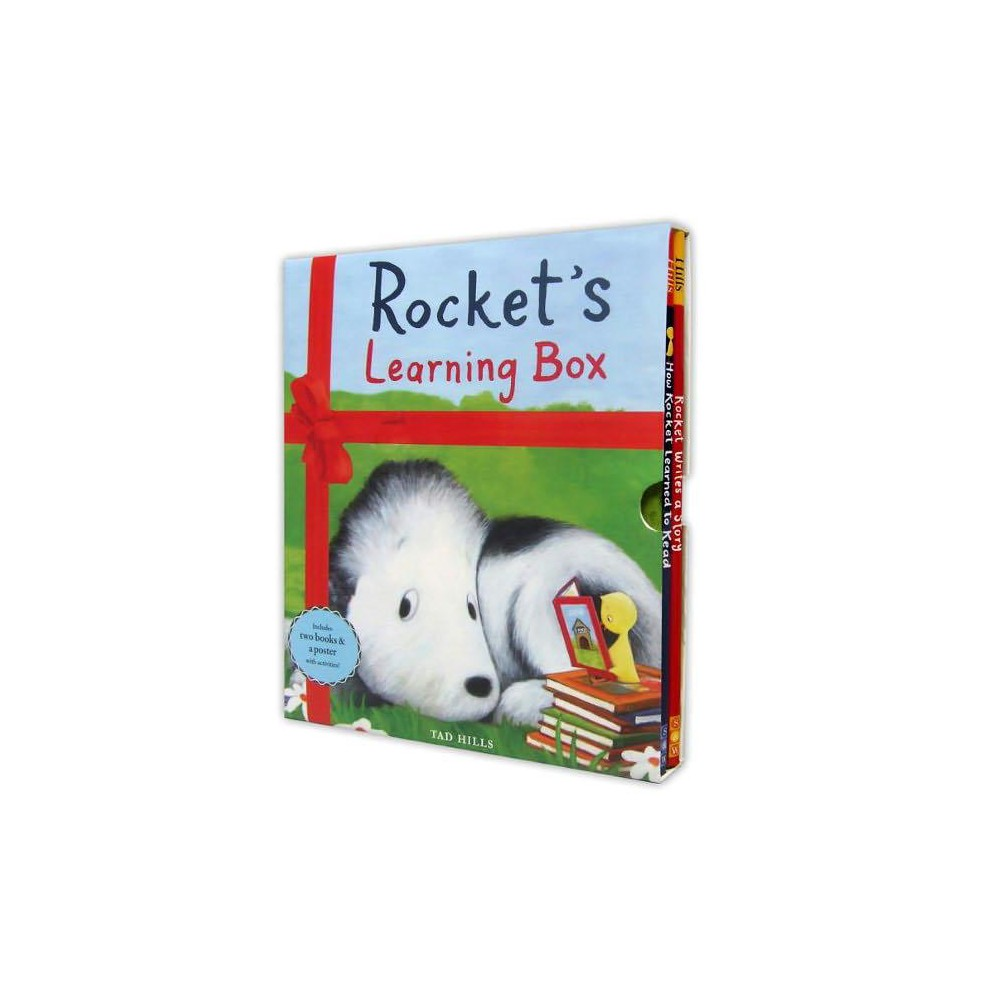 Rocket's Learning Box (Hardcover) (Tad Hills)