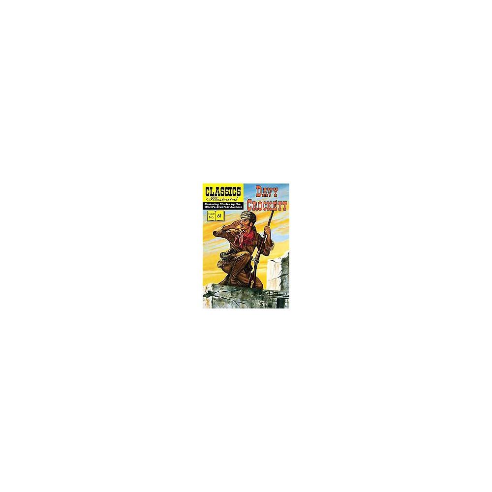 Classics Illustrated 61 : Davy Crockett (Paperback)