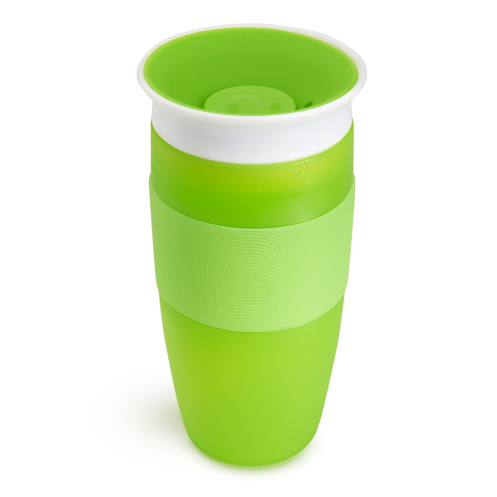 Munchkin Miracle 360° Sippy Cup 14oz - Green
