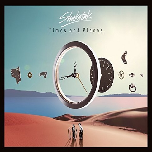 Shakatak - Times & Places (CD) - image 1 of 1