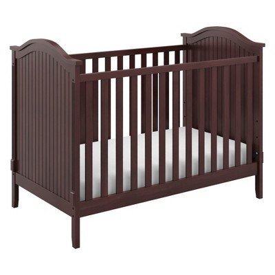 Storkcraft Monterey 3-in-1 Convertible Crib - Espresso