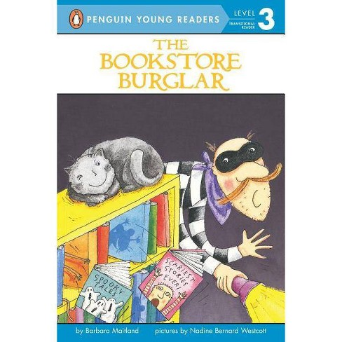 The Bookstore Burglar - (Easy-To-Read - Level 2) by  Barbara Maitland (Paperback) - image 1 of 1