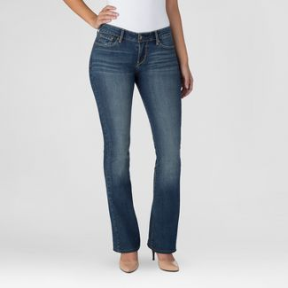 DENIZEN® from Levi's® Women's Mid-Rise Bootcut Jeans Celestial 18