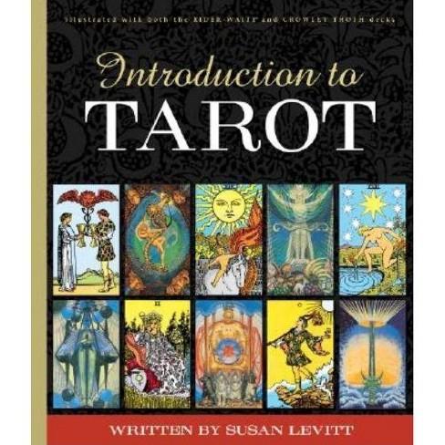 Introduction to Tarot Book - by  Susan Levitt (Paperback) - image 1 of 1