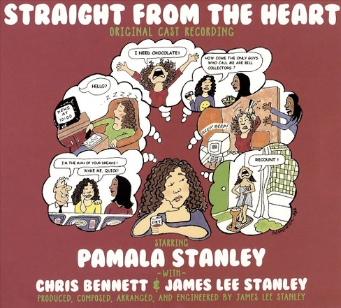 Various - Straight from the heart:Musical (Ost) (CD) - image 1 of 1