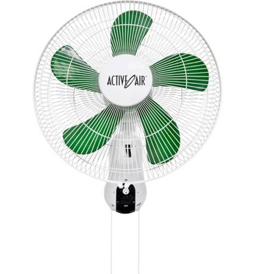 Active Air ACF16 16 inch 3-Speed Mountable Oscillating Hydroponic Grow Fan
