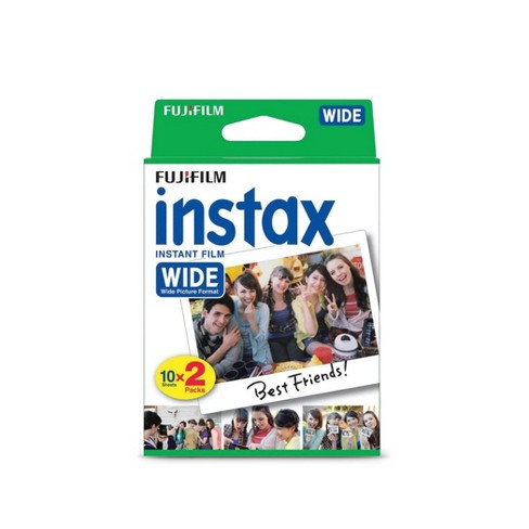 Fujifilm Instax Instant Wide Film - image 1 of 4
