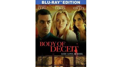 Body Of Deceit (Blu-ray) - image 1 of 1