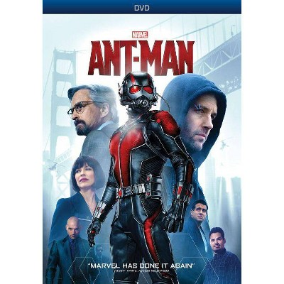 Marvel's Ant-Man (dvd_video)