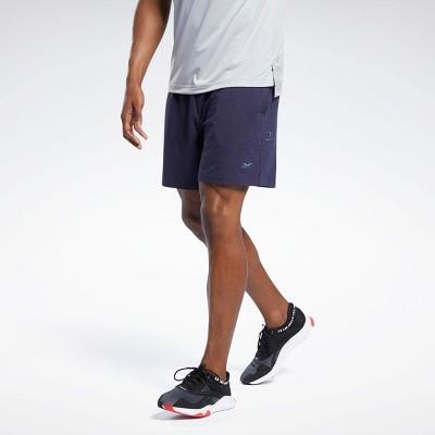 Reebok Les Mills® DreamBlend Cotton Shorts Mens Athletic Shorts