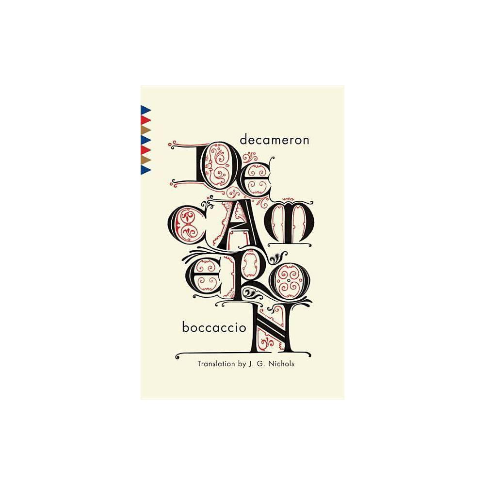 Decameron Vintage Classics By Giovanni Boccaccio Paperback