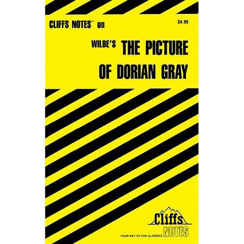 Cliffsnotes on Wilde's the Picture of Dorian Gray - (Cliffsnotes Literature Guides) (Paperback) - image 1 of 1