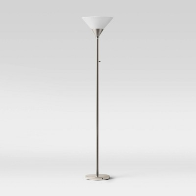 Torch Floor Lamp Silver - Threshold™