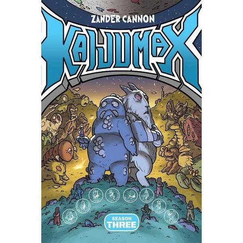 Kaijumax Season Three - by  Zander Cannon (Paperback) - image 1 of 1