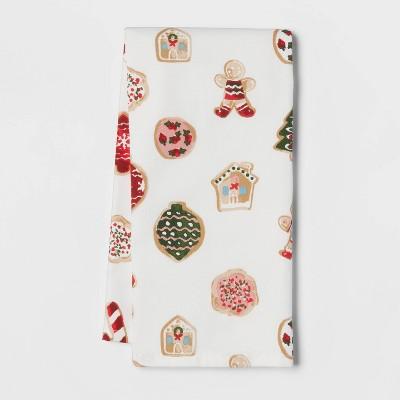 Cotton Cookie Print Kitchen Towel - Threshold™