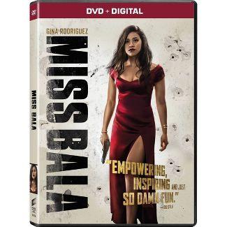 Miss Bala (2019) (DVD + Digital)