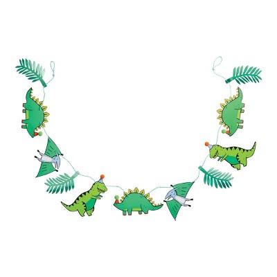 Fossil Friends Dinosaur Party Decorative Banner - Spritz™