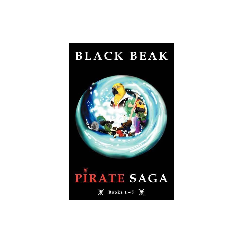 Black Beak Pirate Saga By Jennifer Sopranzi Barbara Altenberndt Paperback