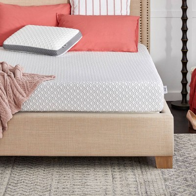 """Sealy 8"""" Memory Foam Mattress-in-a-Box with Cool & Clean Cover"""