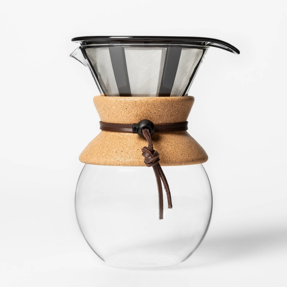 Image of Bodum 8 Cup / 34oz Pour Over Coffee Maker