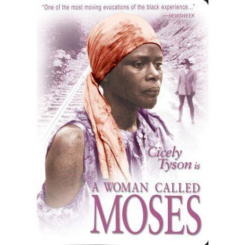 A Woman Called Moses (DVD) - image 1 of 1