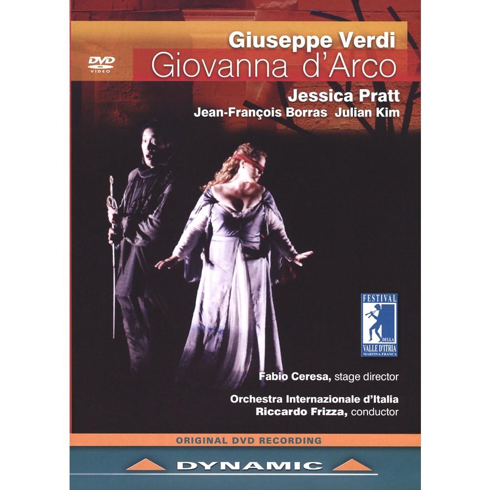 Verdi:Giovanna D'arco (Dvd)