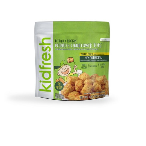 Kidfresh Totally Rockin' Tots Russet Potato & Cauliflower - 10oz - image 1 of 1