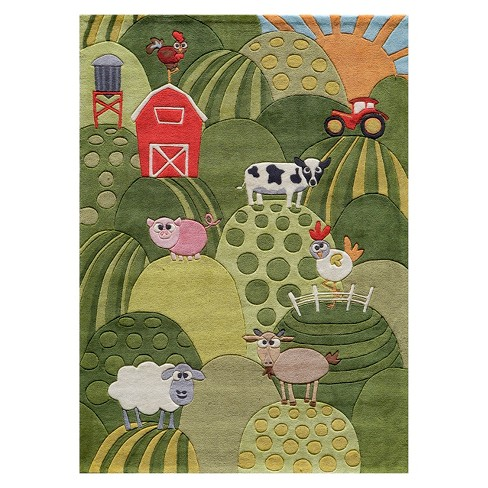Farm Rug - image 1 of 1