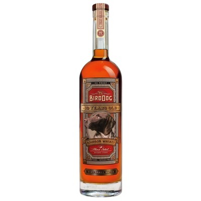 Bird Dog 10yr Very Small Batch Kentucky Bourbon Whiskey - 750ml Bottle
