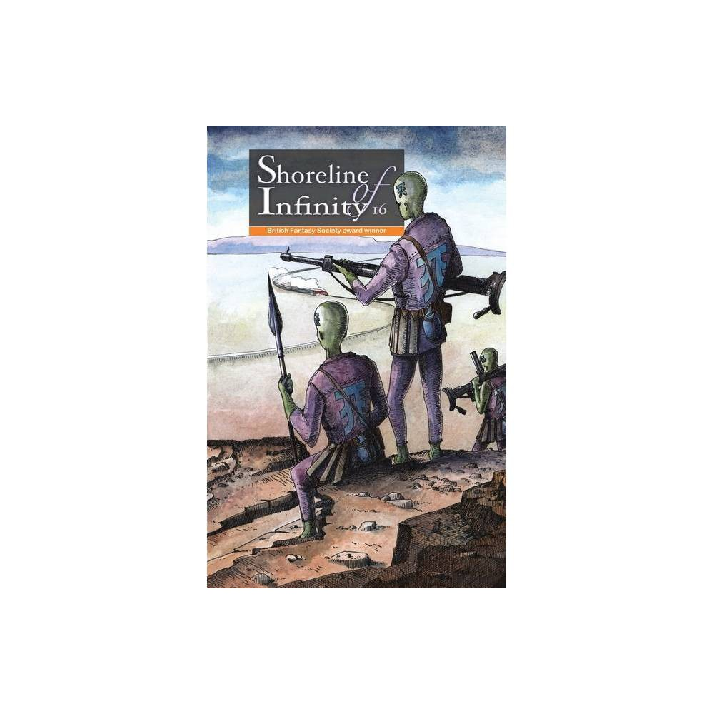Shoreline Of Infinity 16 By Vickie Jarrett Ruth Ej Booth Paperback