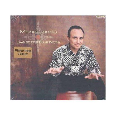 Michel Camilo - Live at the Blue Note (CD) - image 1 of 1