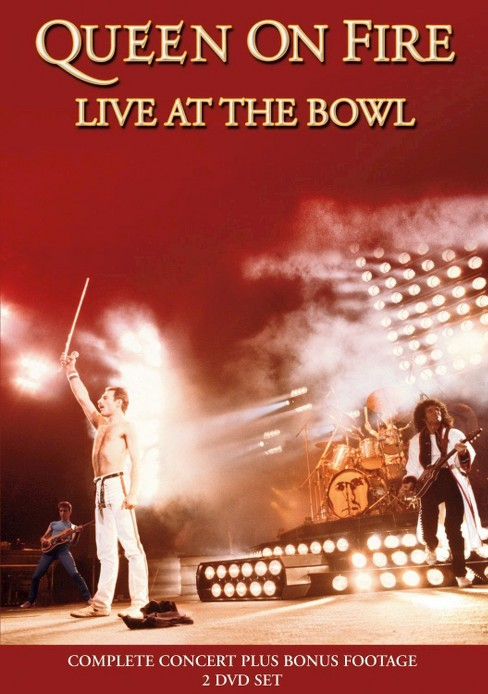 On fire live at the bowl (DVD) - image 1 of 1