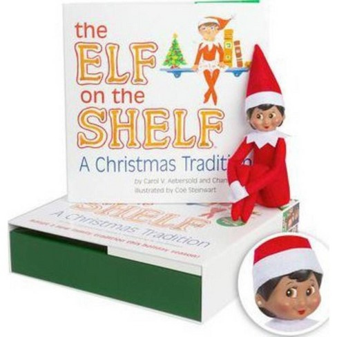 The Elf on the Shelf: A Christmas Tradition with Dark Skin Tone Girl Scout Elf - image 1 of 4