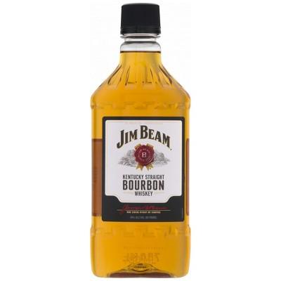 Jim Beam Bourbon Whiskey - 750ml Plastic Bottle