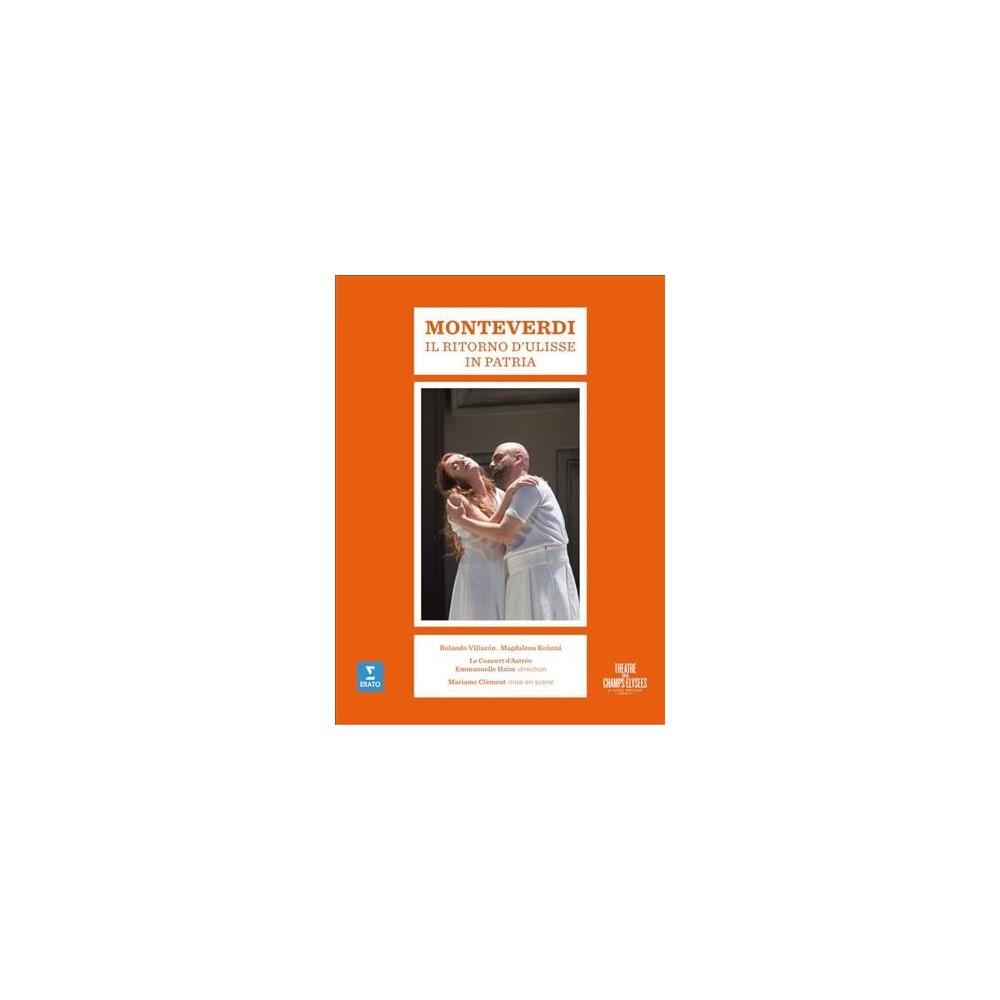 Monteverdi:Il Ritorno Di Ulisse In Pa (Dvd)