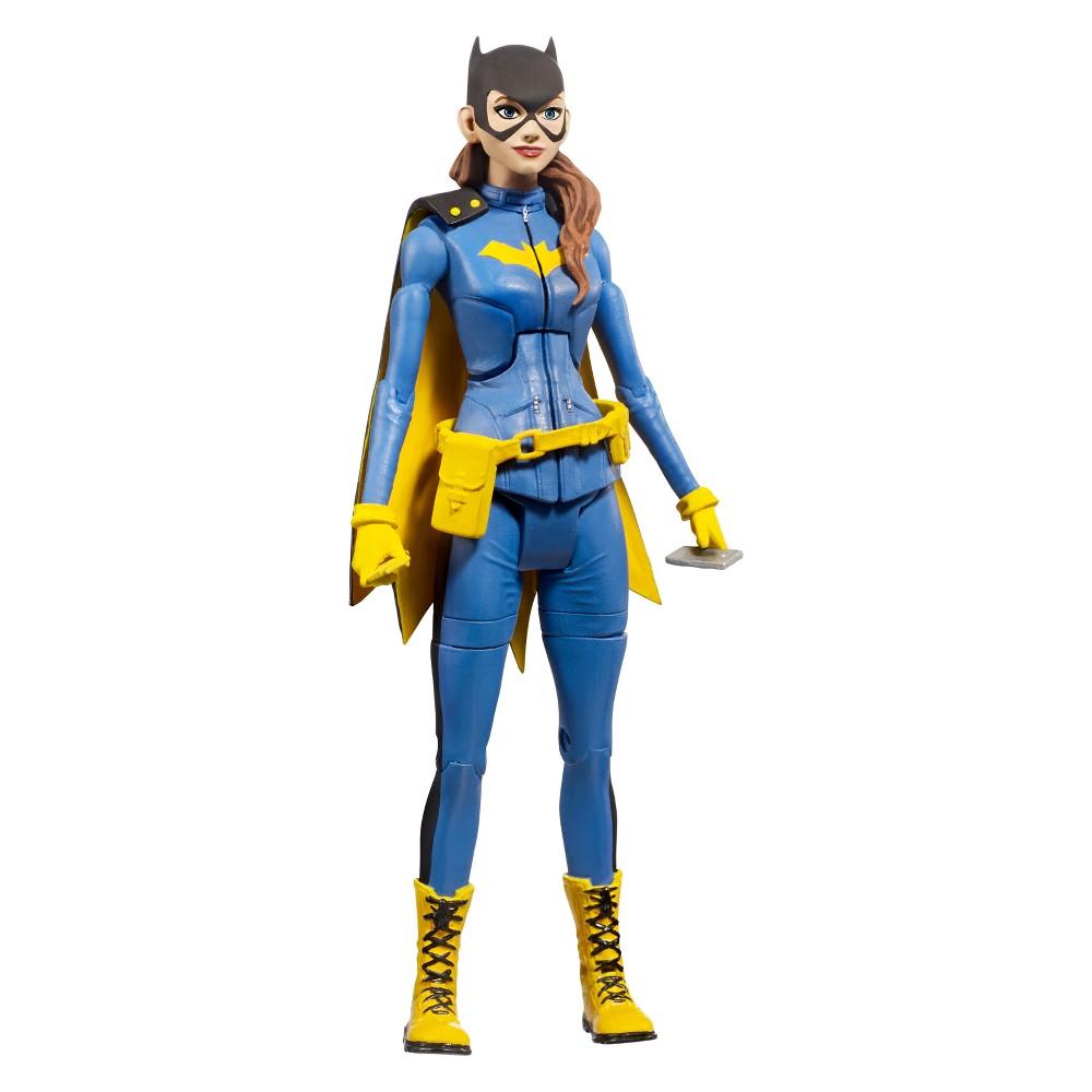 DC Comics Multiverse The Batgirl Of Burnside: Batgirl Action Figure