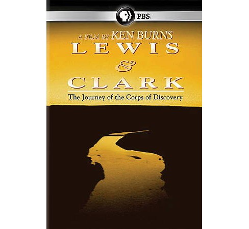 Lewis & Clark:Journey Of The Corps (DVD) - image 1 of 1