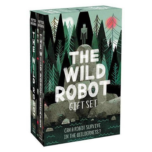 The Wild Robot Hardcover Gift Set - by  Peter Brown - image 1 of 1