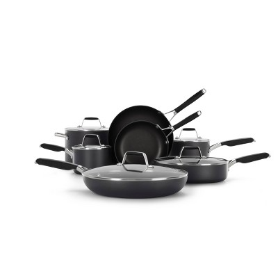 Select by Calphalon 12pc Hard-Anodized Nonstick Cookware Set