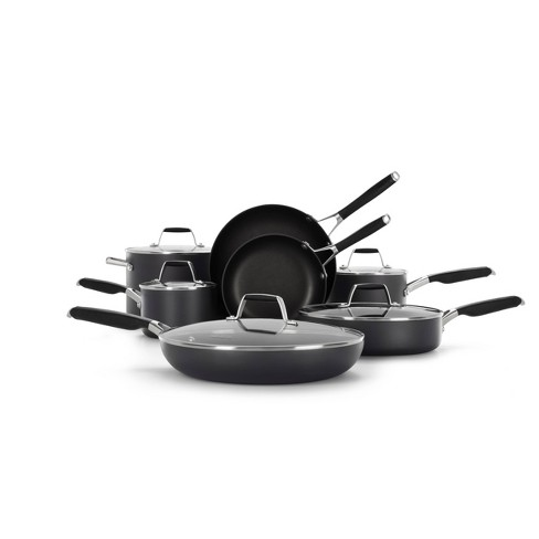 Select by Calphalon 12pc Hard-Anodized Nonstick Cookware Set - image 1 of 4