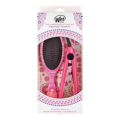 Wet Brush Harmonious Hair Kit - Pink Mandala