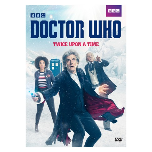 Doctor Who Special: Twice Upon a Time (DVD) - image 1 of 1