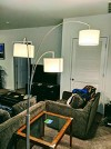 Avenal Shaded Arc Floor Lamp Project 62 Target