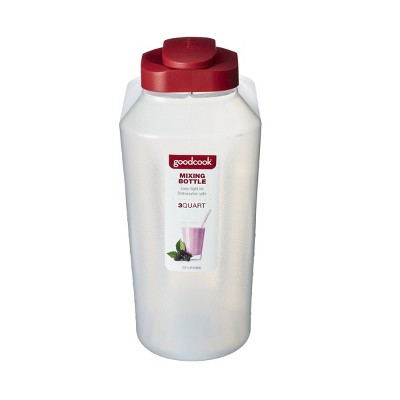 Good Cook Mixing Bottle - 3 Quart