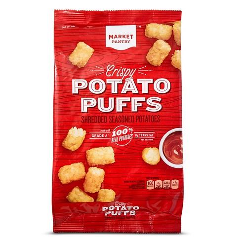 Crispy Frozen Potato Puffs 32oz Market Pantry Target