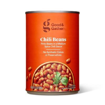 Chili Beans - 15.5oz - Good & Gather™